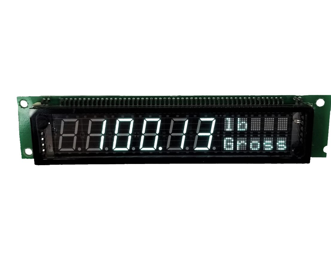 GSE 460 - 660 VF Display board