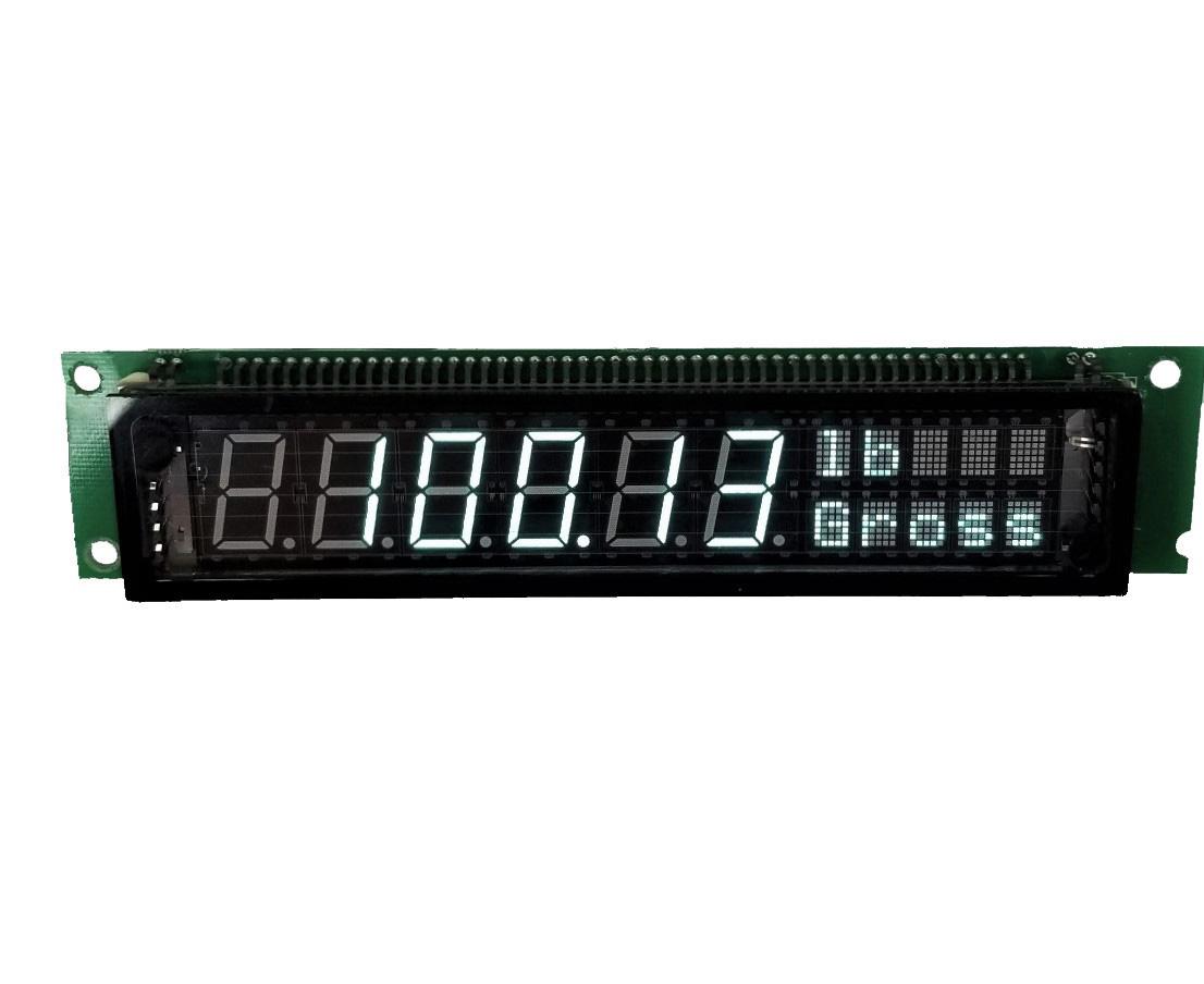 GSE 460 - 660 VF Display board