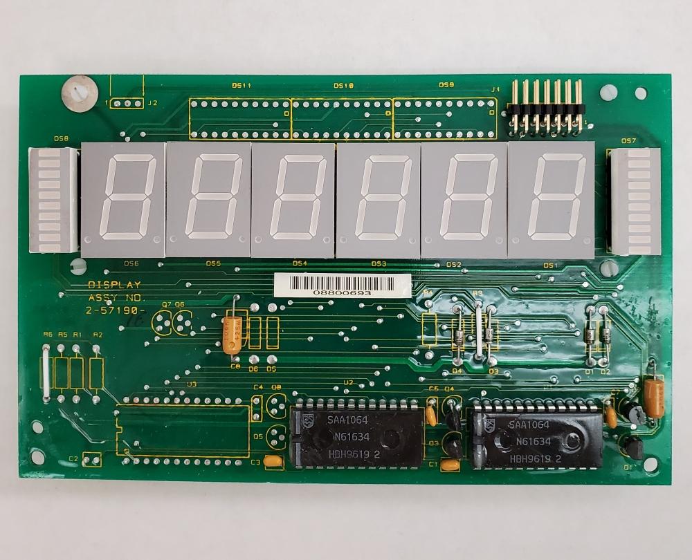Fairbanks H90-5200 Display board