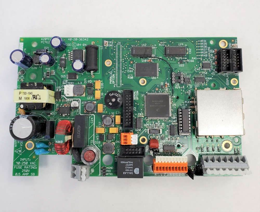 GSE 460 or 465 Main board
